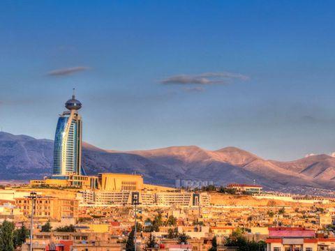 Flybilletter til Sulaymaniyah