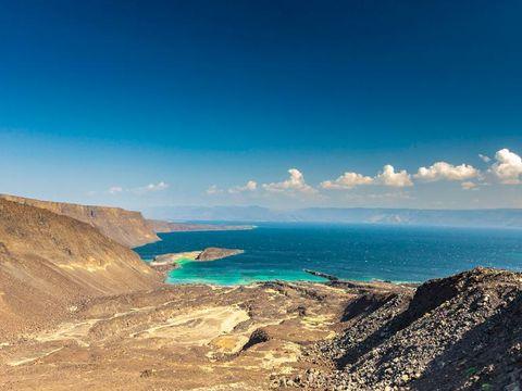 Flybilletter til Djibouti