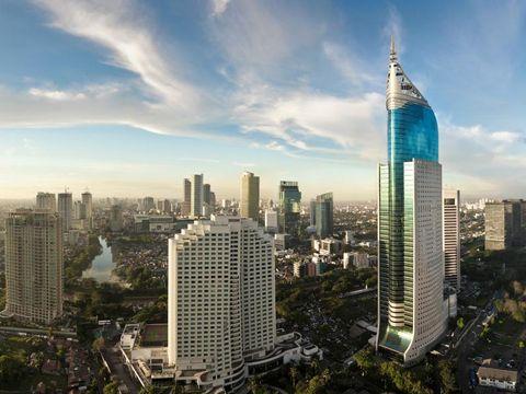 Flybilletter til Jakarta