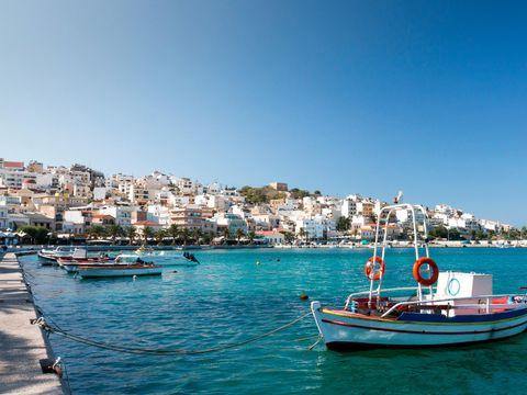 Fly til Kreta