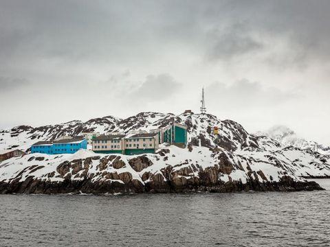 Flybilletter til Maniitsoq
