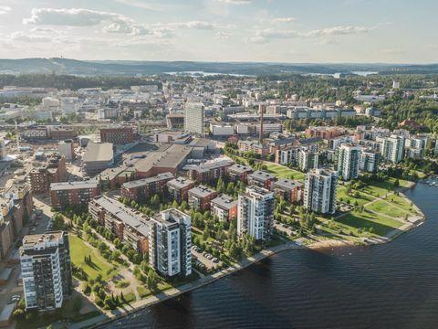 Flybilletter til Jyväskylä
