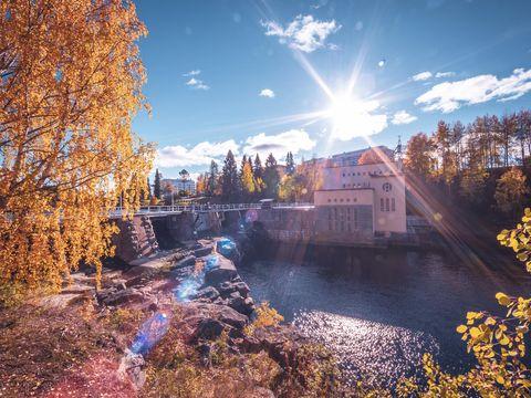 Flybilletter til Kajaani