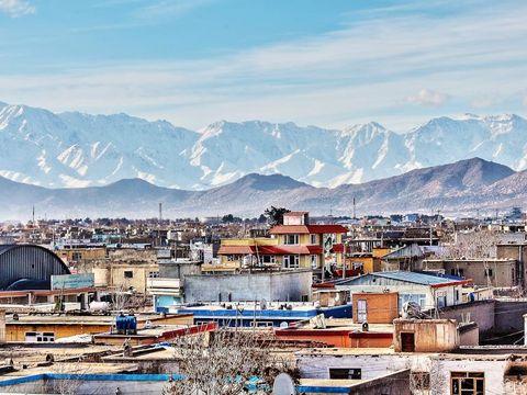Flybilletter til Afghanistan