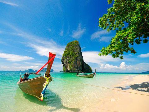 Flybilletter til Krabi
