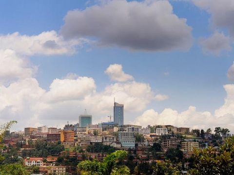 Flybilletter til Kigali