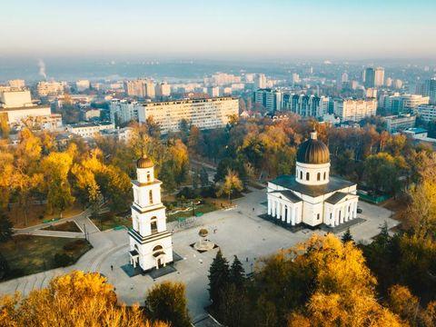Flybilletter til Moldova