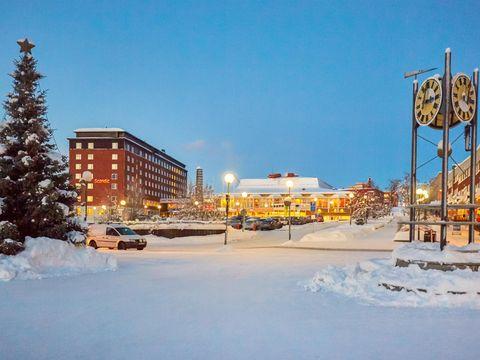 Flybilletter til Kiruna