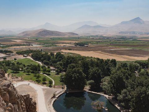 Flybilletter til Kermanshah