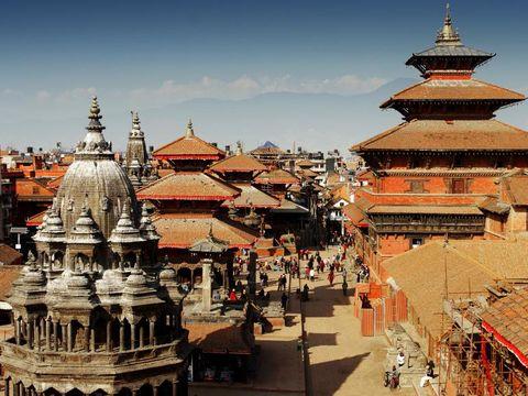 Flybilletter til Kathmandu