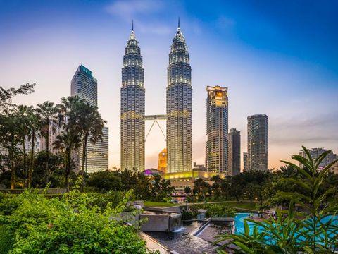 Flybilletter til Malaysia
