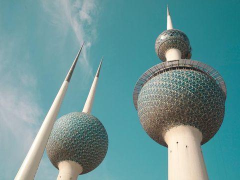 Flybilletter til Kuwait