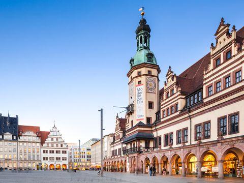 Flybilletter til Leipzig