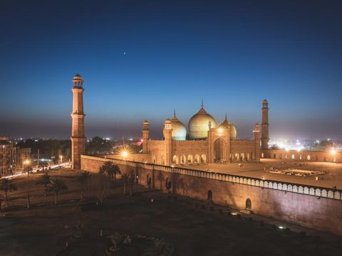 Flybilletter til Lahore