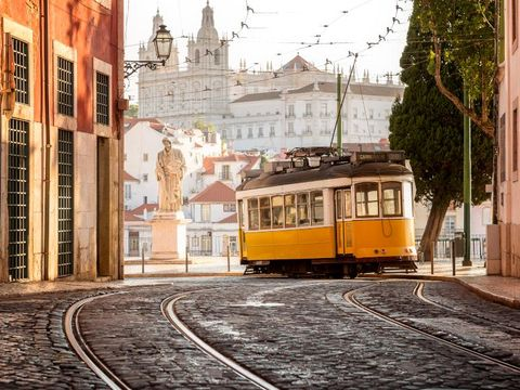 Flybilletter til Portugal