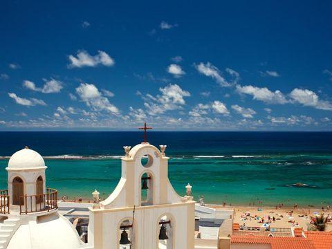 Flybilletter til Gran Canaria