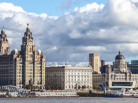 Flybilletter til Liverpool