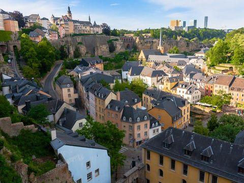 Flybilletter til Luxembourg