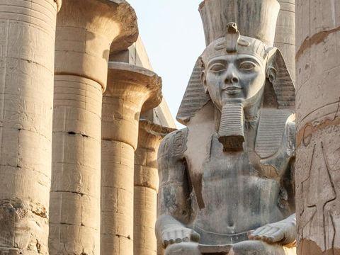 Flybilletter til Luxor