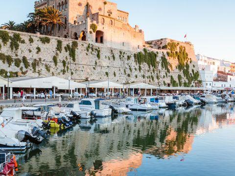 Flybilletter til Menorca
