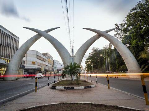Flybilletter til Mombasa