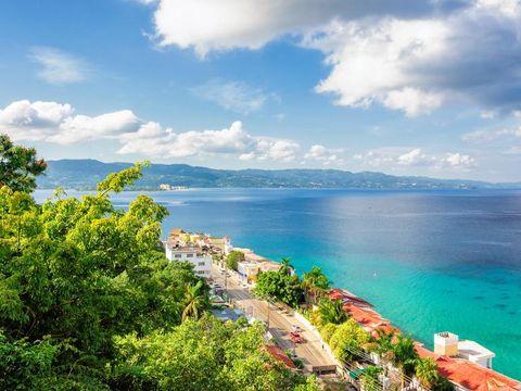 Fly til Montego Bay