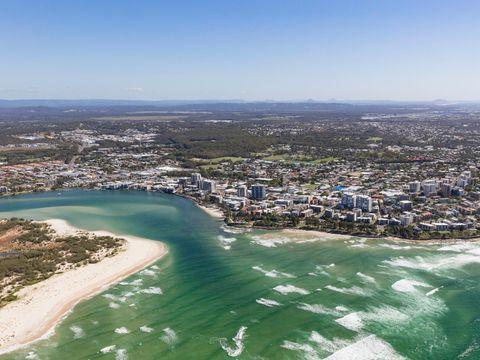 Flybilletter til Sunshine Coast