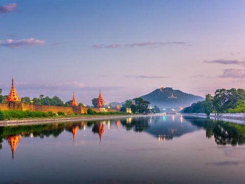 Flygresor till Mandalay