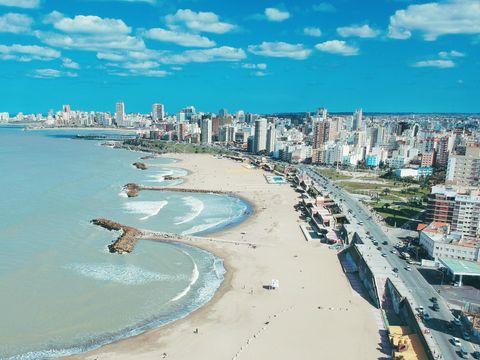 Flybilletter til Mar del Plata