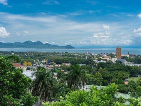 Flybilletter til Managua