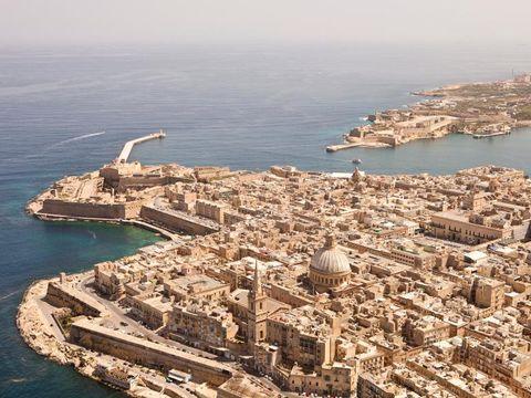 Flybilletter til Malta