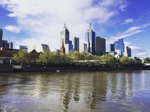 Flybilletter til Melbourne