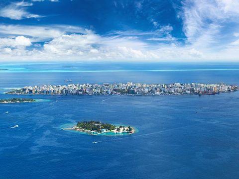Flybilletter til Maldivene