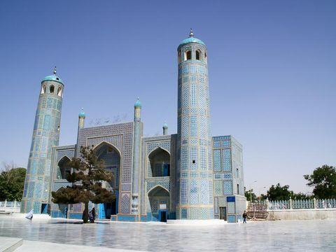 Flybilletter til Mazar-i-Sharif