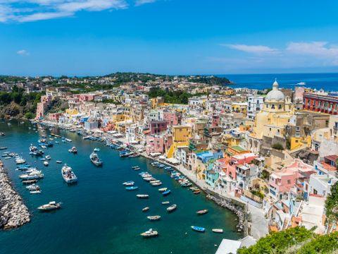 Flybilletter til Napoli