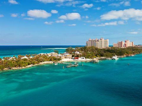 Flybilletter til Bahamas
