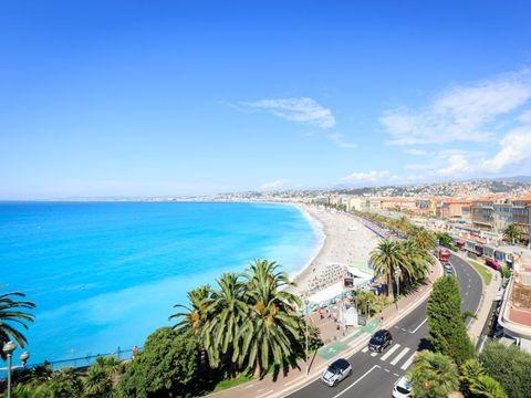 Flybilletter til Nice