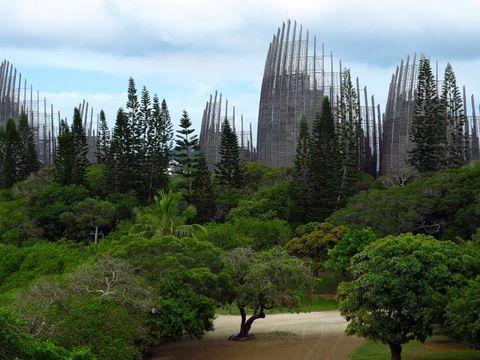 Flybilletter til Ny-Caledonia