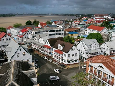 Flybilletter til Surinam