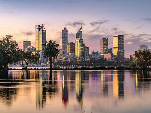 Flybilletter til Perth