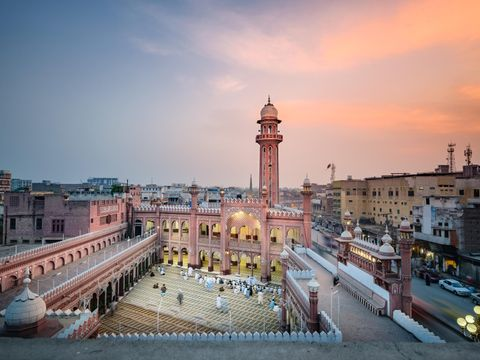 Flybilletter til Peshawar