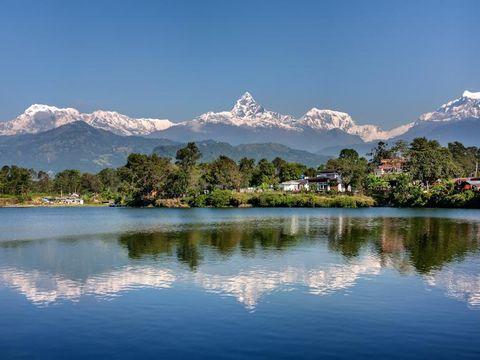 Flybilletter til Pokhara