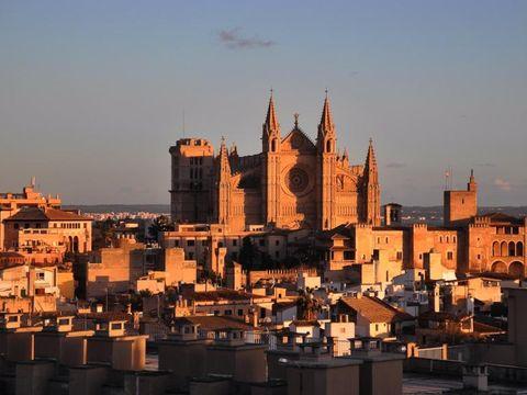 Pakkereiser til Mallorca