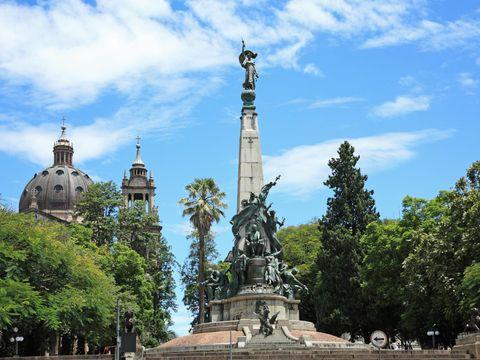 Flybilletter til Porto Alegre