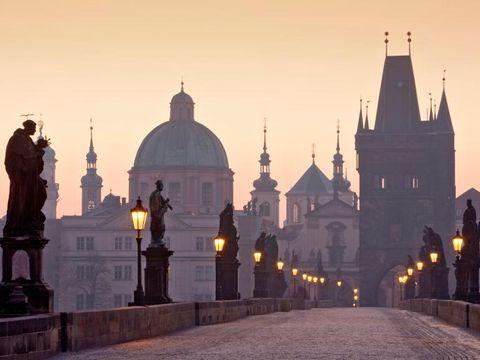Pakkereiser til Praha