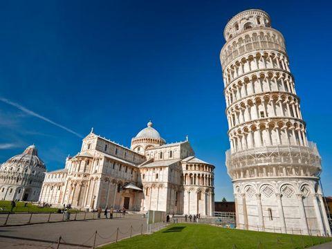 Pakkereiser til Pisa