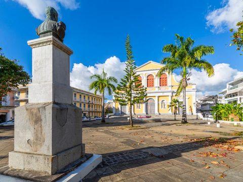Flybilletter til Guadeloupe