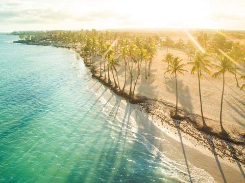 Flybilletter til Punta Cana