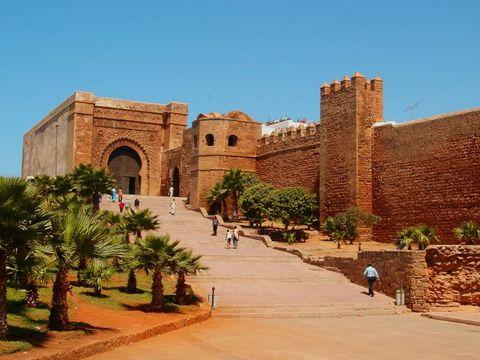 Flybilletter til Rabat