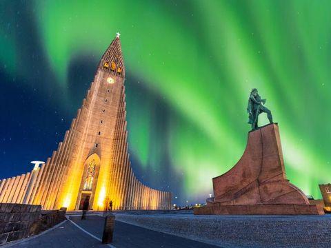Flybilletter til Island